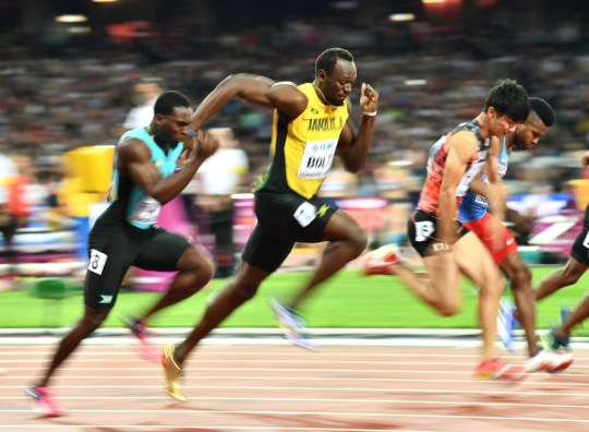 When is Usain Bolt running at the 2017 World Atheltics ...