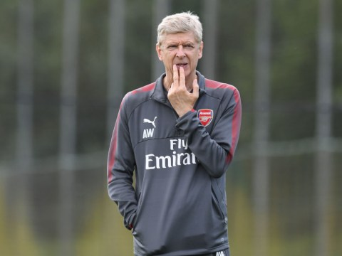 Arsene Wenger explains precisely why he has given up on Riyad Mahrez