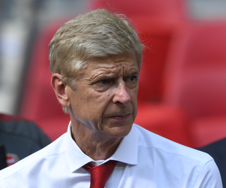 Arsenal's Arsene Wenger questions if Tottenham will fill Wembley Stadium