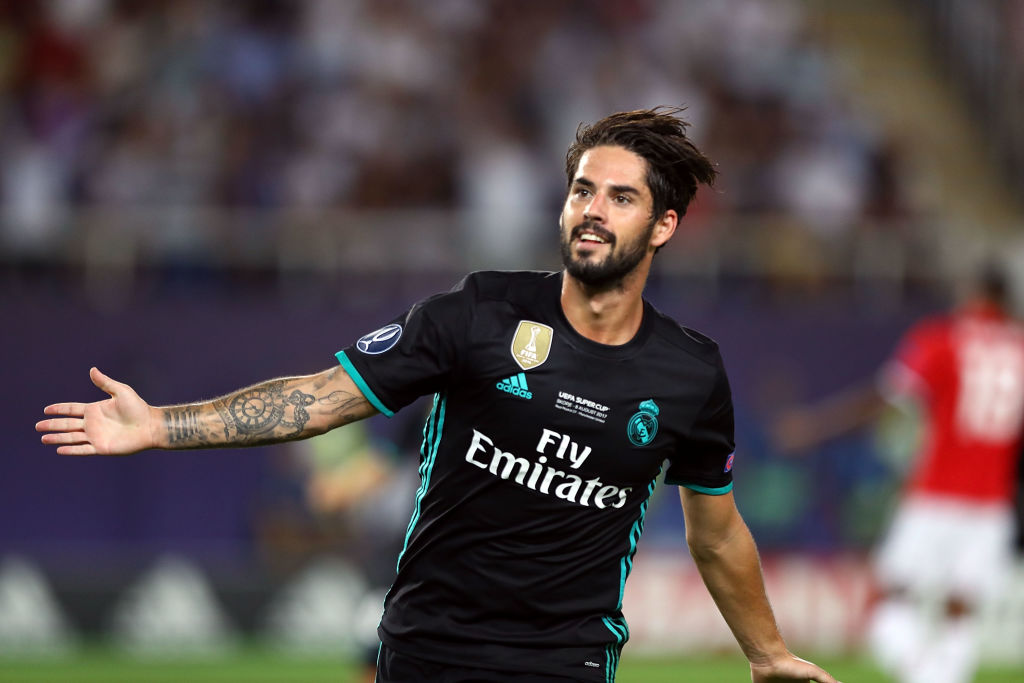 Real Madrid star Isco signs new four-year deal with incredible £637m release clause