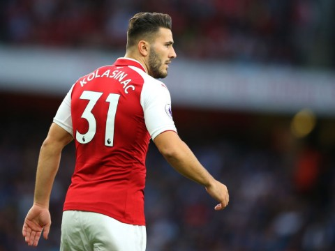 Arsene Wenger: Sead Kolasinac is not the most glamorous – but he is the strongest at Arsenal (maybe ever)