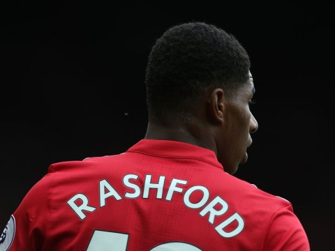 Manchester United fans fear Marcus Rashford is turning into Danny Welbeck after shocking miss