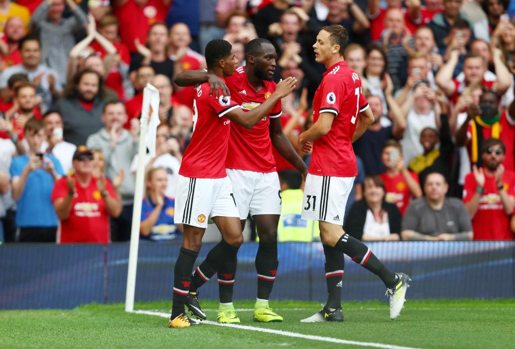 Manchester United's Nemanja Matic hails Romelu Lukaku debut performance