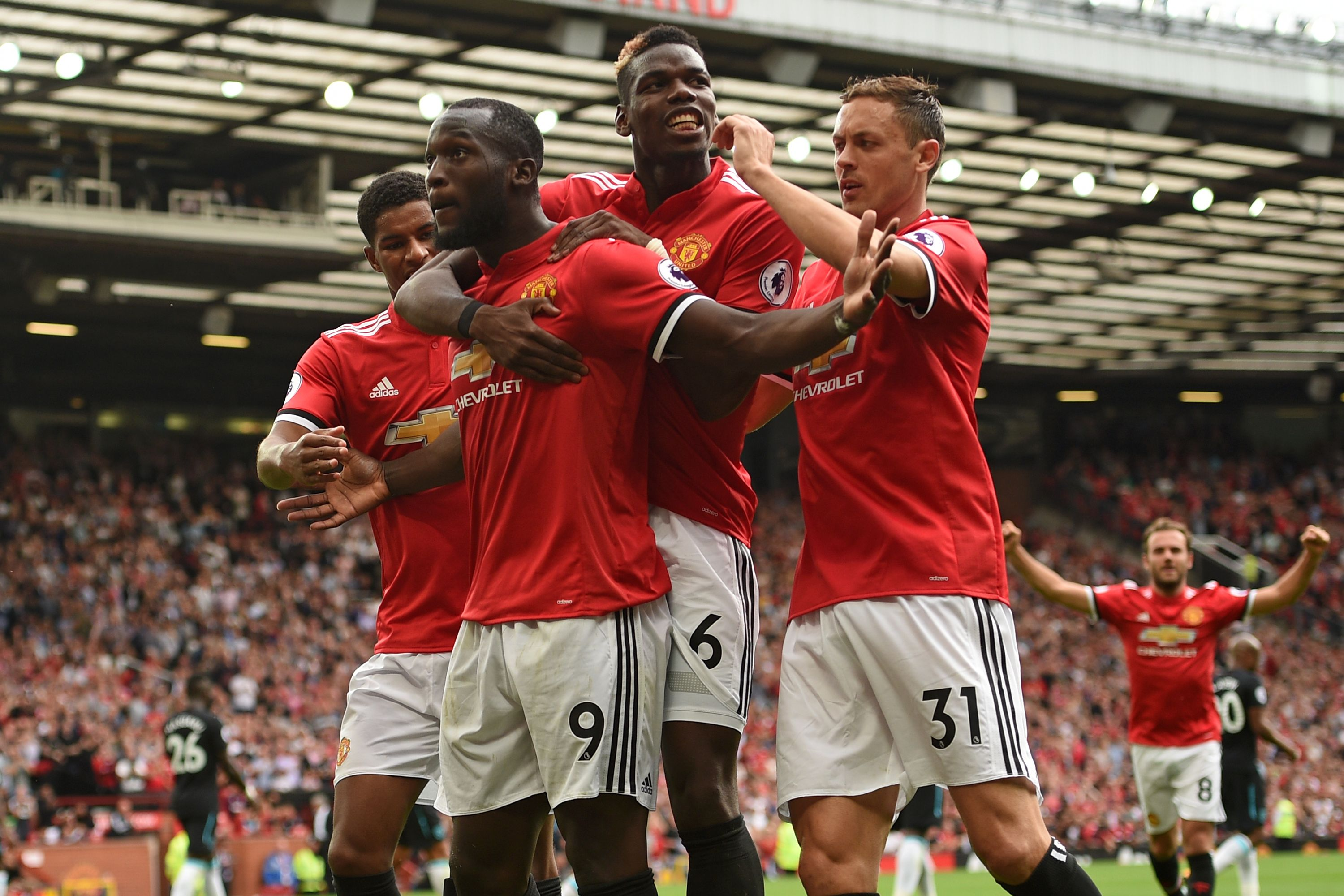 Manchester United reminiscent of Arsenal's Invincibles, says Thierry Henry