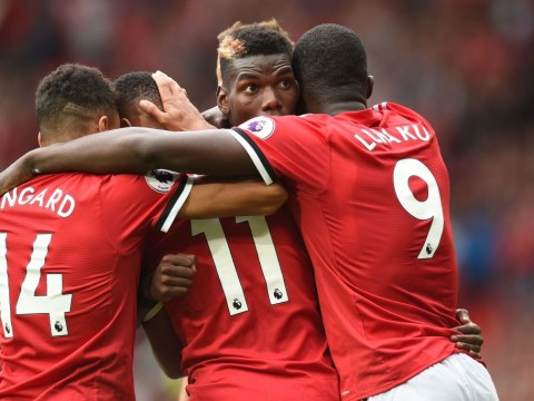 Paul Pogba, Marcus Rashford and Romelu Lukaku help see Manchester United dominate Premier League speed chart