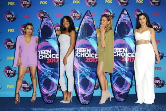 Riverdale and Wonder Woman win big at 2017 Teen Choice Award