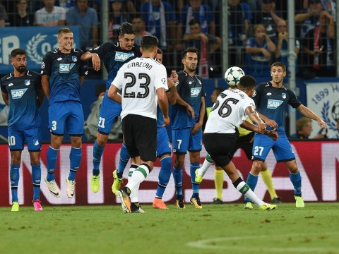 Jurgen Klopp takes some credit for Trent Alexander-Arnold free-kick during Liverpool win at Hoffenheim