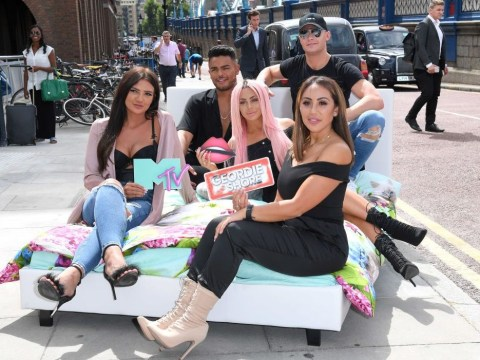 Sophie Kasaei says Geordie Shore stars get called 'scum' in Newcastle and the locals are 'jealous'