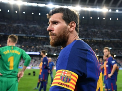 Lionel Messi 'seriously considering' Barcelona exit after Manchester City meet superstar's representatives