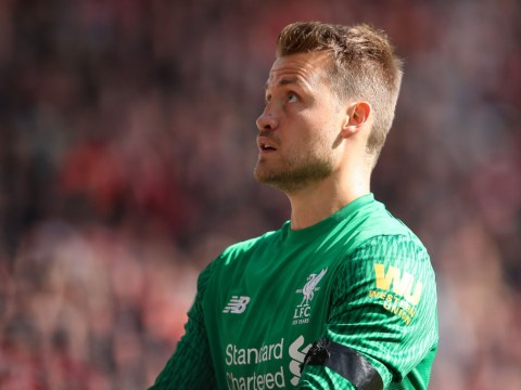 Jurgen Klopp says Simon Mignolet is being rested after dropping goalkeeper for Liverpool v Arsenal