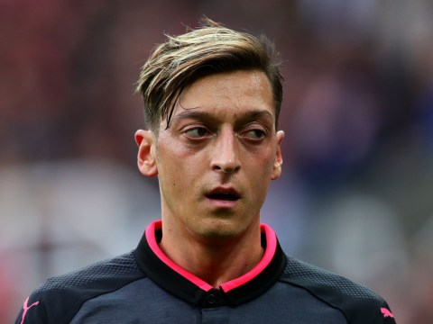 Stoke police troll Mesut Ozil after below-par display from the German playmaker