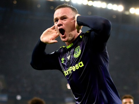 Wayne Rooney becomes only second player ever to score 200 Premier League goals