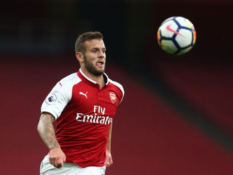 Arsenal fans demand instant return of Jack Wilshere after Manchester City red card bust-up