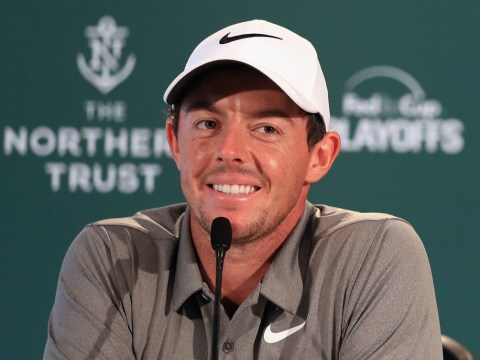 Rory McIlroy believes Conor McGregor and Floyd Mayweather may be laughing backstage at everyone