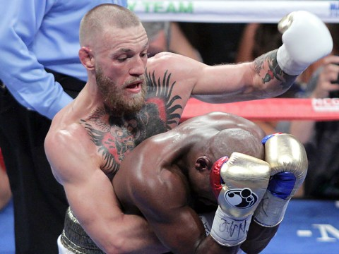 Conor McGregor scored Floyd Mayweather fight 5-4 in tenth round
