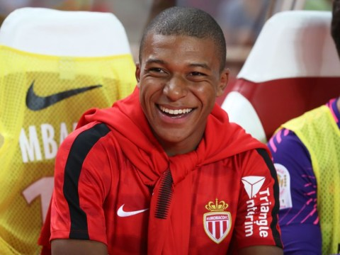 Kylian Mbappe signing announced by Paris Saint-Germain