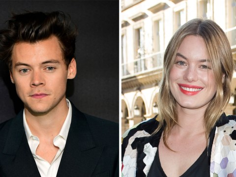 Harry Styles 'dating Victoria's Secret model Camille Rowe' one month after his break-up with Tess Ward