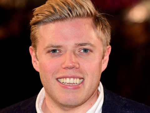 Who is Celebs Go Dating narrator Rob Beckett and what other TV shows does he work on?