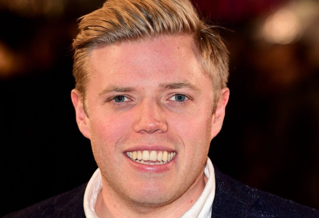 Comedian Rob Beckett in 2016