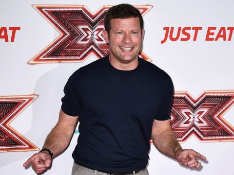 Dermot O'Leary would be totally on board with 20 years of The X Factor