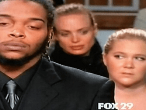 Amy Schumer appears on Judge Judy and we weren't the only ones confused