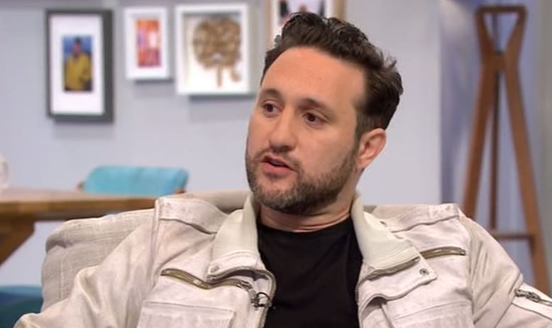 Blue's Antony Costa hits back at body-shamers: 'Don't judge a book by its cover because it can harm people'