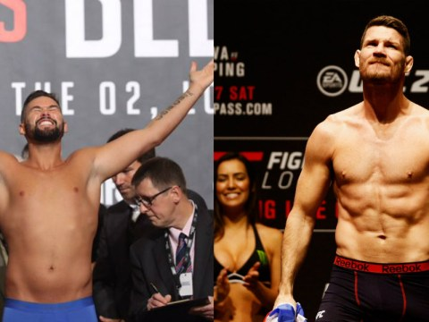 Tony Bellew interested in MMA fight with UFC champion Michael Bisping