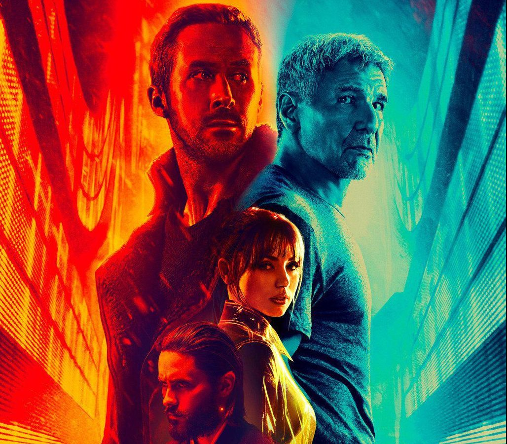 Warner Bros release incredible Blade Runner 2049 poster starring Ryan Gosling and Harrison Ford