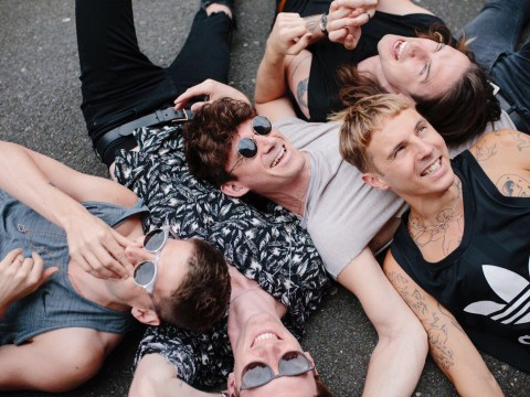 Coasts announce massive UK tour as second album looms