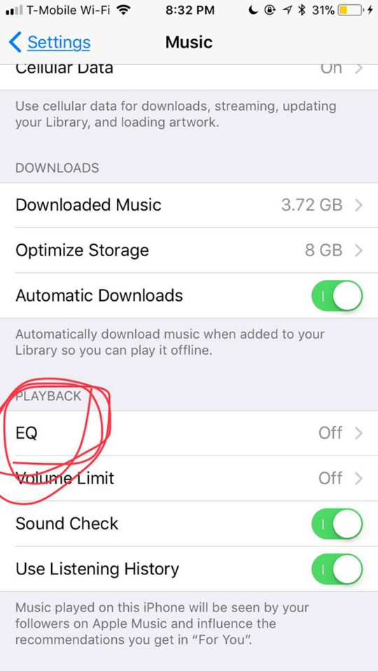 IPhone Late Night trick that will make your music sound