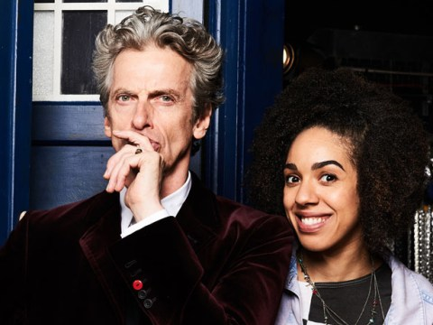 Doctor Who's Peter Capaldi says he's open to returning to the show 'if it was the right time'