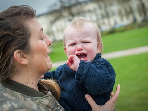 Please don't tell my child off – that's my job and my job only