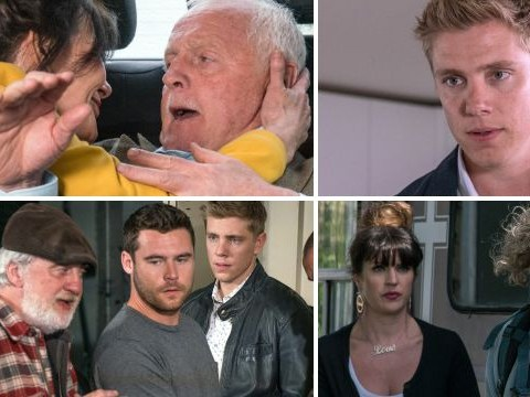 Violence for Aaron, Robert's shock plot and 8 more Emmerdale spoilers revealed