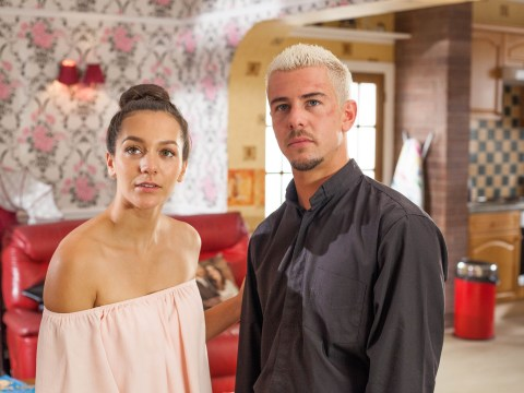 Hollyoaks spoilers: Will Joel Dexter reveal the truth about Bart's death as he moves in with Cleo McQueen?