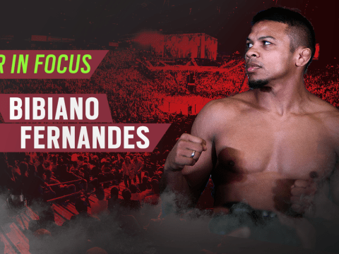 Fighter In Focus: Is Bibiano Fernandes the best bantamweight in the world?
