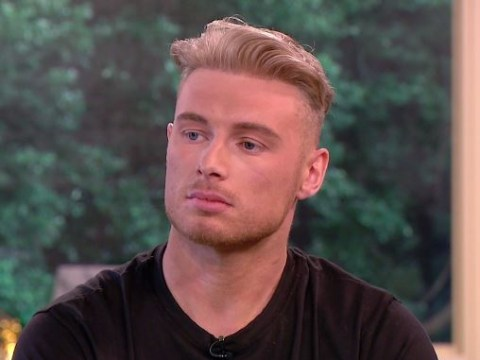 Geordie Shore star who claims to be 'too famous to work' drops the f-bomb live on This Morning