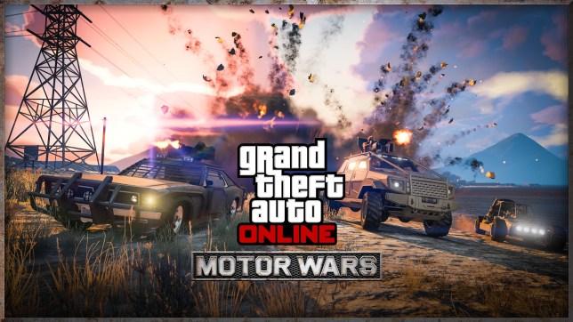 GTA Online now has a Battle Royale mode   Metro News