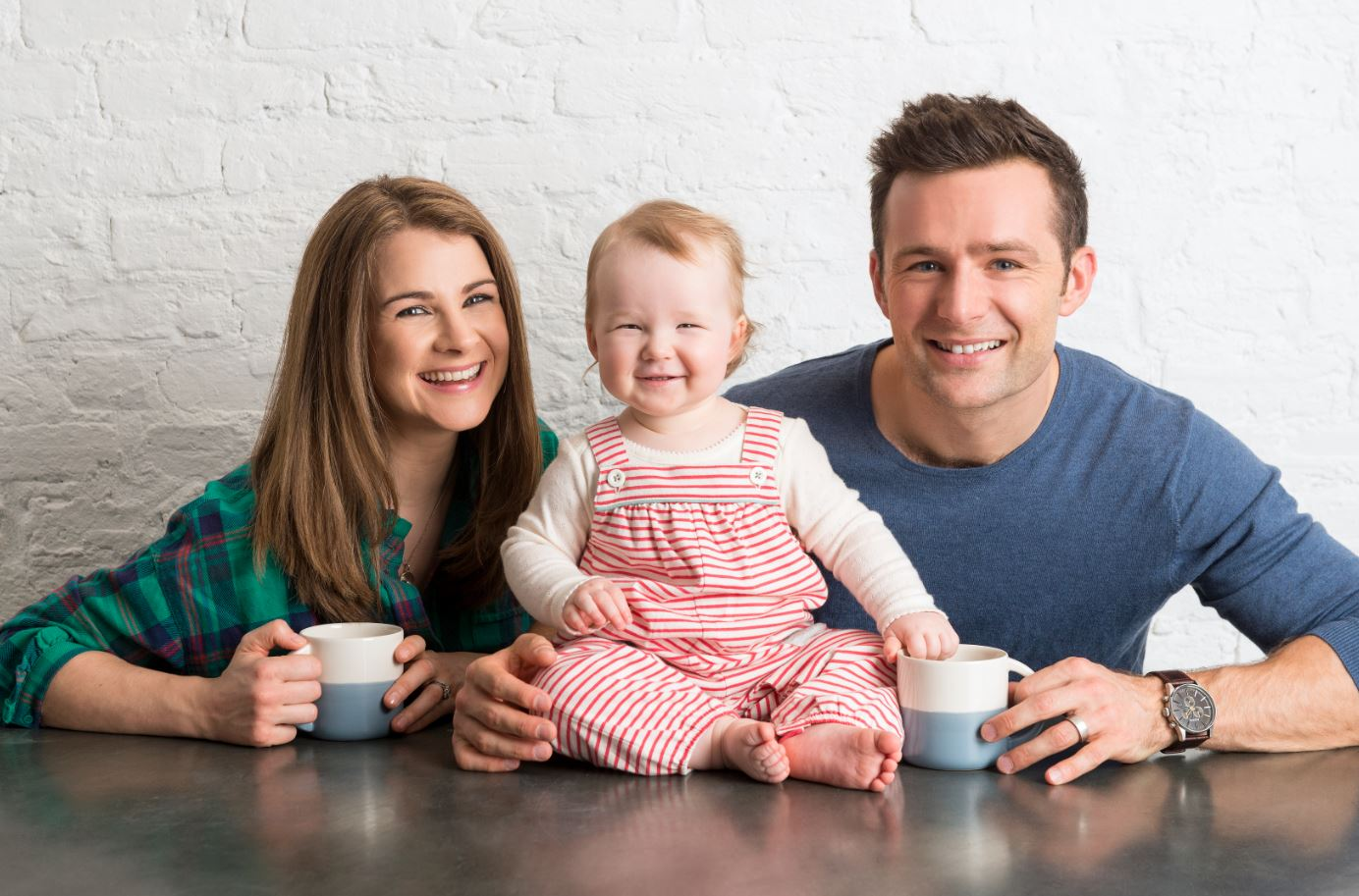 McFly's Harry Judd and wife Izzy welcome their second child into the world