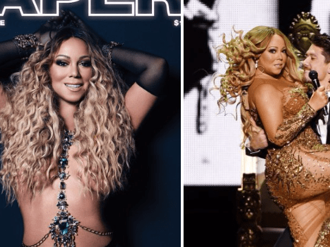 Mariah Carey fans call on star to 'embrace herself' after photoshop claims in daring new shoot