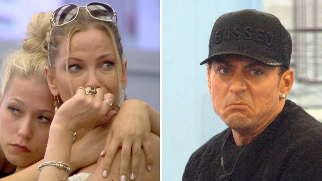 Celebrity Big Brother: Sarah Harding tells Paul Danan to 'stop acting psycho' after tense nominations