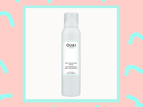 Is the Ouai dry shampoo foam worth the faff?