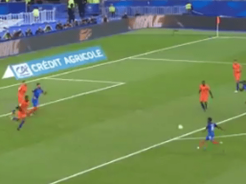 Arsenal and Liverpool transfer target Thomas Lemar scores stunner for France v Netherlands