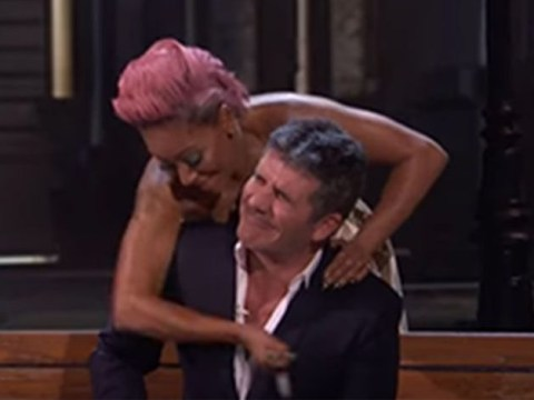 Simon Cowell 'hands Mel B £1 million contract' to join America's Got Talent spin-off