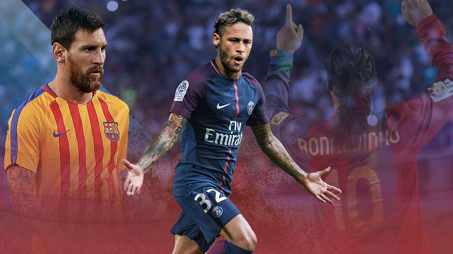 A Ballon d'Or bargain: Why Neymar's world-record £198m move to PSG could prove a snip