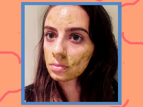 Is putting a smoothie on your face worth the faff?