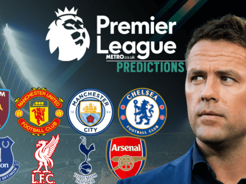 Michael Owen's Premier League predictions, including Arsenal v Leicester