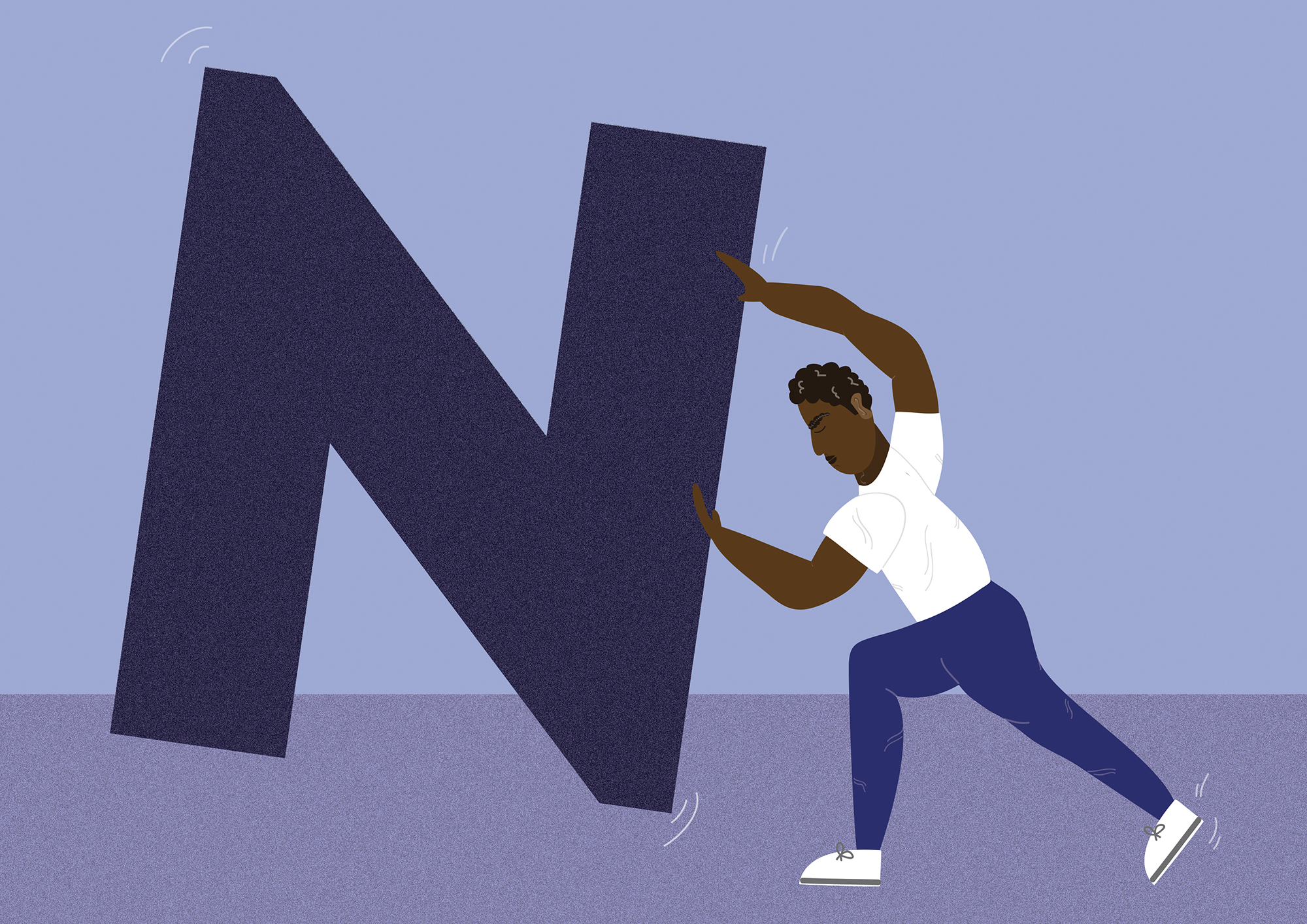 Nobody should use the N-word – not even black people