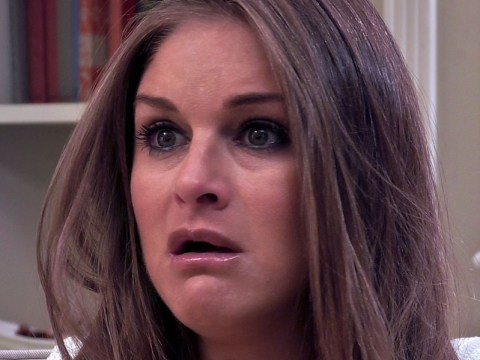 Nikki Grahame sobs on Channel 5's In Therapy as she faces her 'painful' past
