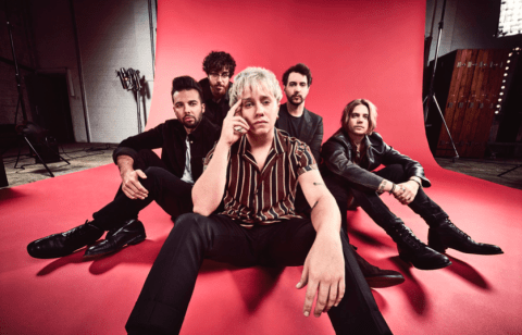 Artist of the day 31/08: Watch Nothing But Thieves' new video ahead of next week's album release