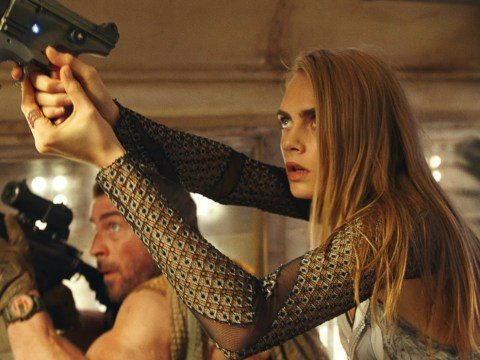 Valerian proves Cara Delevingne can act – now she just needs to stop starring in stinkers